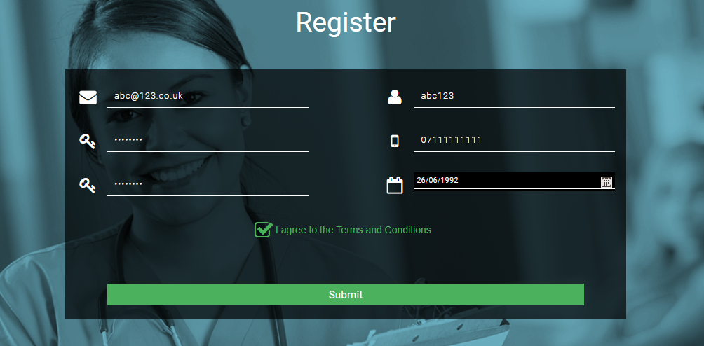 Register with ipoint